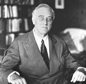 FDR argued during World War II that no American ought to have an income, after taxes, over what today would total about $350,000.