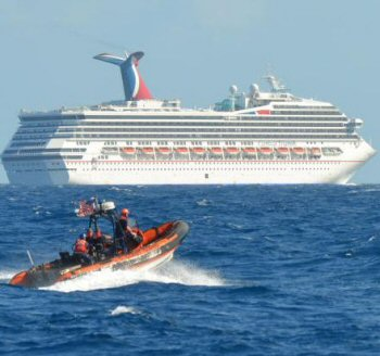 The Carnival Triumph/AP/U.S. Coast Guard-Lt. Cmdr. Paul McConnell