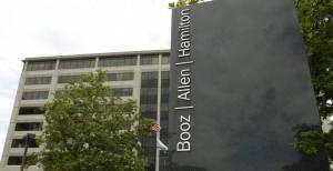 Booz Allen: leveraging the public purse for private gain.