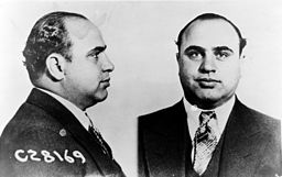 """Al Capone's thugs threatened businesses, then sold them """"protection."""" Today's banking racketeers rent businesses storage for commodities, then refuse to return the commodities they're storing."""