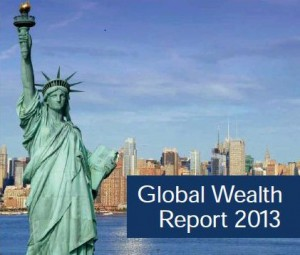 The latest studies on wealth and income distribution from the Credit Suisse Research Institute and the World Bank reveal a world where extreme poverty need not exist.