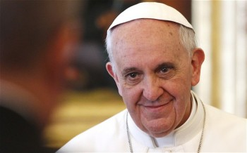 A new statement of religious belief from Pope Francis offers a wide-ranging condemnation of the economic gaps that divide us.