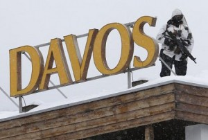At Davos 2014, 2,500 deep pockets had protection aplenty.