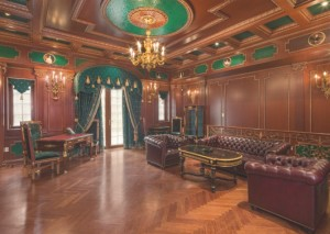 Billionaire Alexander Rovt currently has his Manhattan townhouse on the market for $22 million. The digs come with 12 bathrooms, an underground spa floor, and a Rolls Royce.