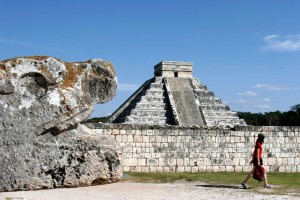 Mayan society and other sophisticated ancient civilizations suffered incredible collapses. Could our modern civilization suffer the same fate?