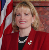 Rhode Island lawmaker Catherine Cool Rumsey and fellow state senators in California are leading a new charge against executive pay excess.