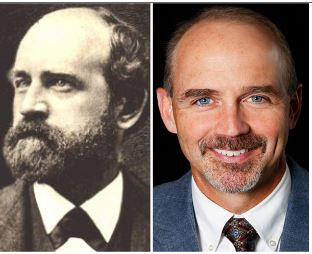 Henry George, the 19th century's most celebrated egalitarian, and his new biographer, historian Edward O'Donnell